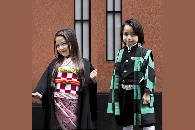 「SABINUKI」新作衣装モデル