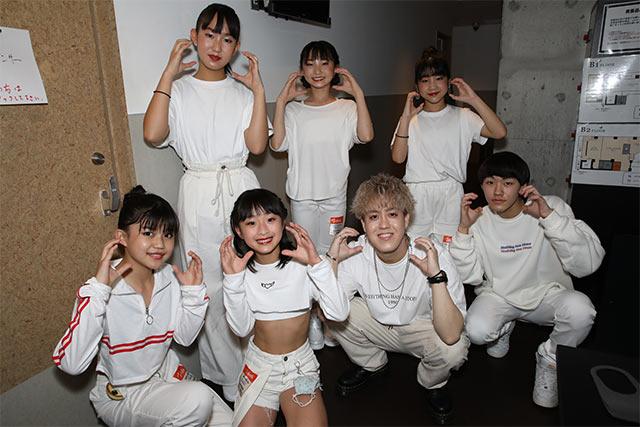 Creative Kids Theater 第3弾CAIKI×Creative Kids Theater新曲MVオーディション ライブ出演レポート