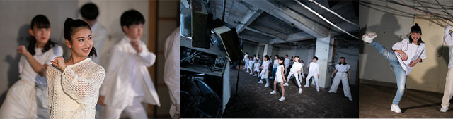 Creative Kids Theater 第3弾CAIKI×Creative Kids Theater新曲MVオーディション 撮影レポート