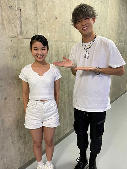 Souma×Creative Kids Theater新曲MVオーディション 撮影レポート